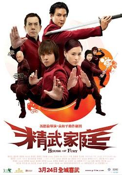 Gia Đình Tinh Võ - House of Fury (2005) Poster