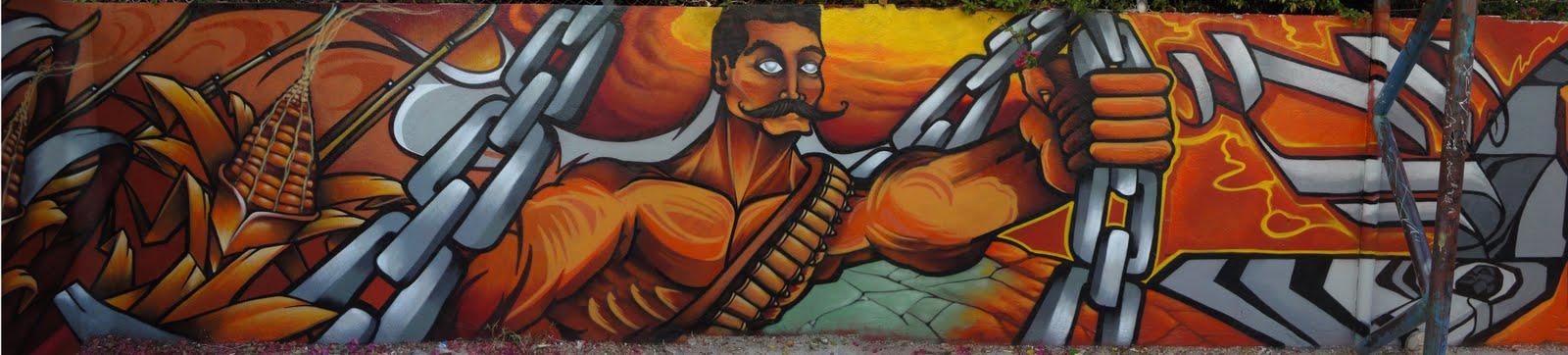 Frase Vrs Mural Para El Bicentenario Dela Revolucion Mexicana