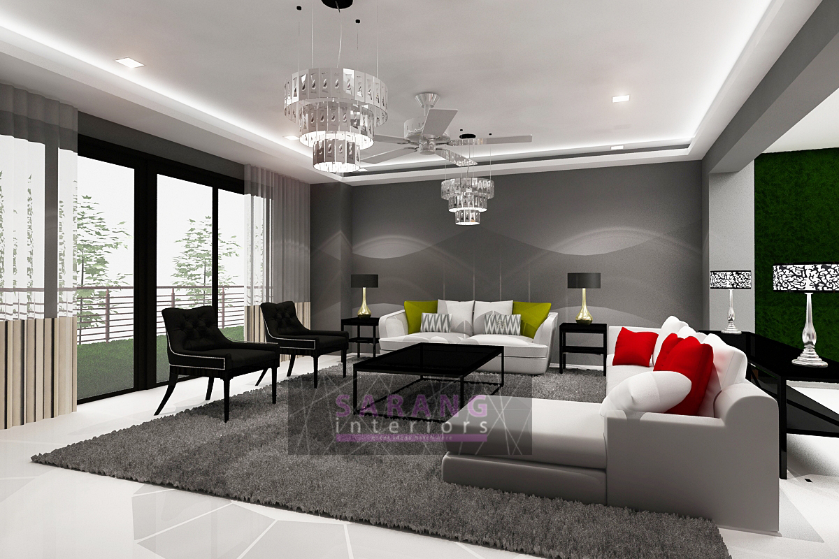 Interior design malaysia interior design for Latest room interior