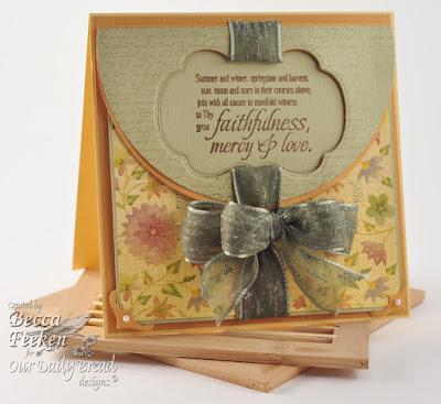 "Our Daily Bread designs ""Randi's Song"" Designer Becca Feeken"