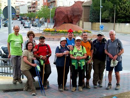 Caminada Popular de l'Anoia 2011
