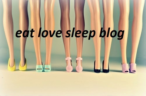 eat love sleep blog