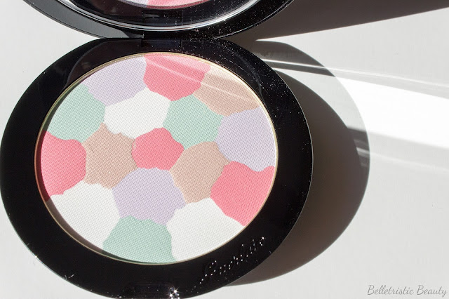 Guerlain Crazy Météorites Radiance Pressed Powder Illuminating Compact, Crazy Paris Collection, Holiday 2013 in indoor lighting