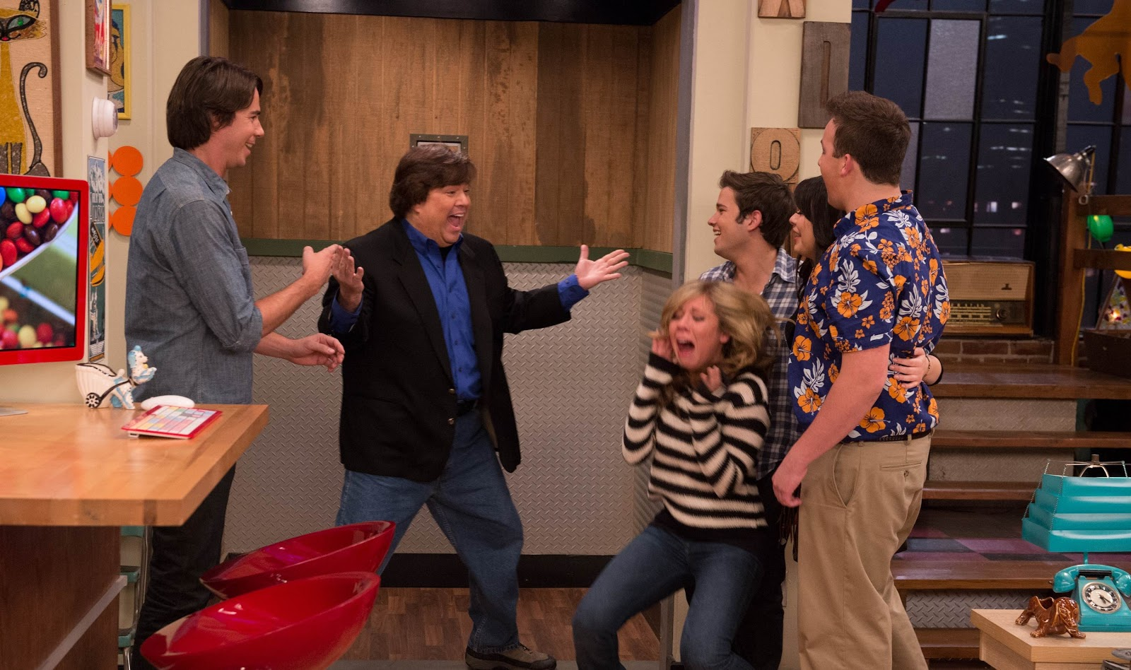 Posted in: Fotos ICarly , ICarly , iGoodbye