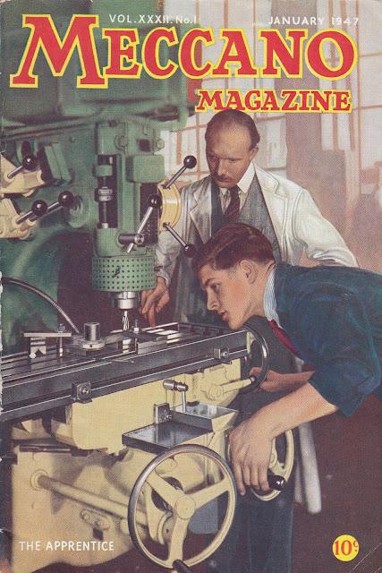 Meccano Magazine January 1947