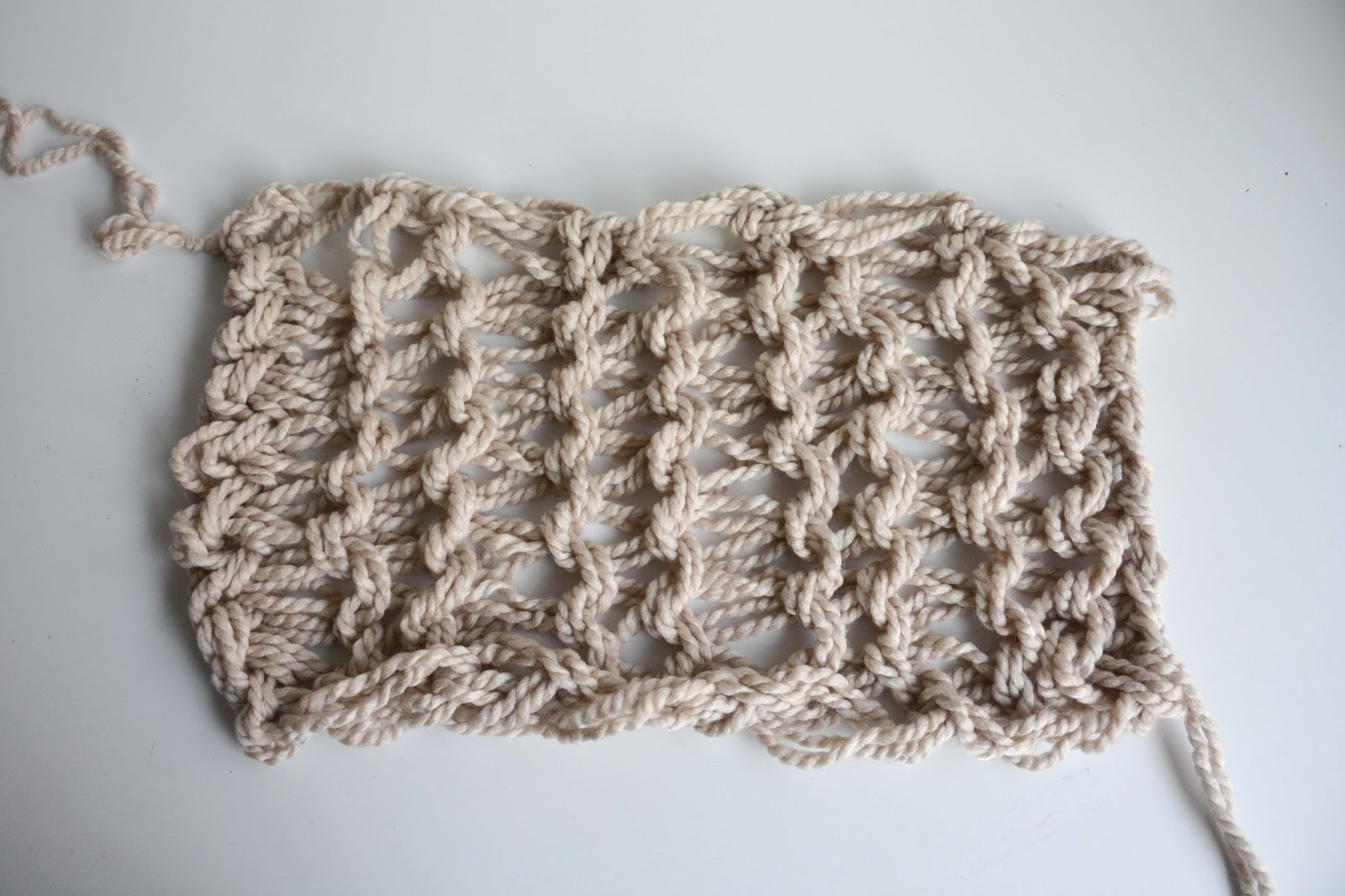 Arm Knitting Cowl : Aesthetic nest knitting arm knit infinity cowl tutorial
