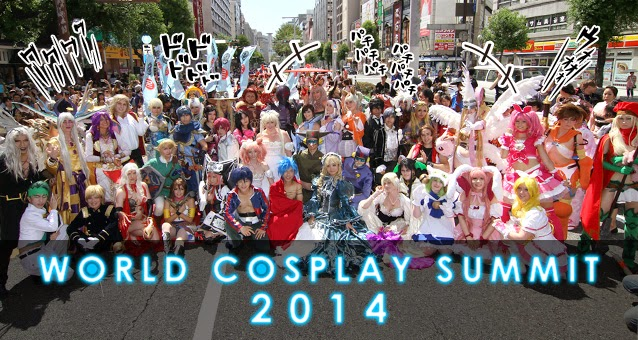 World Cosplay Summit 2014