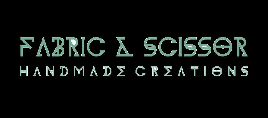Fabric & Scissor