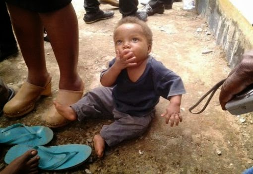 baby boy sold herbalist abia state