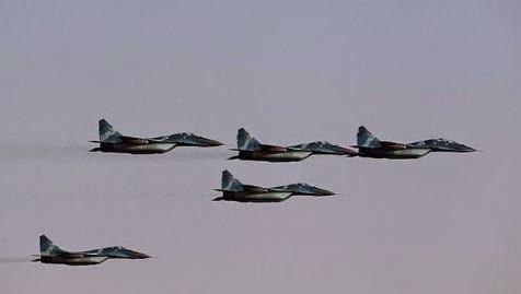 Jet tempur Myanmar serbu China, tewaskan lima warga sipil