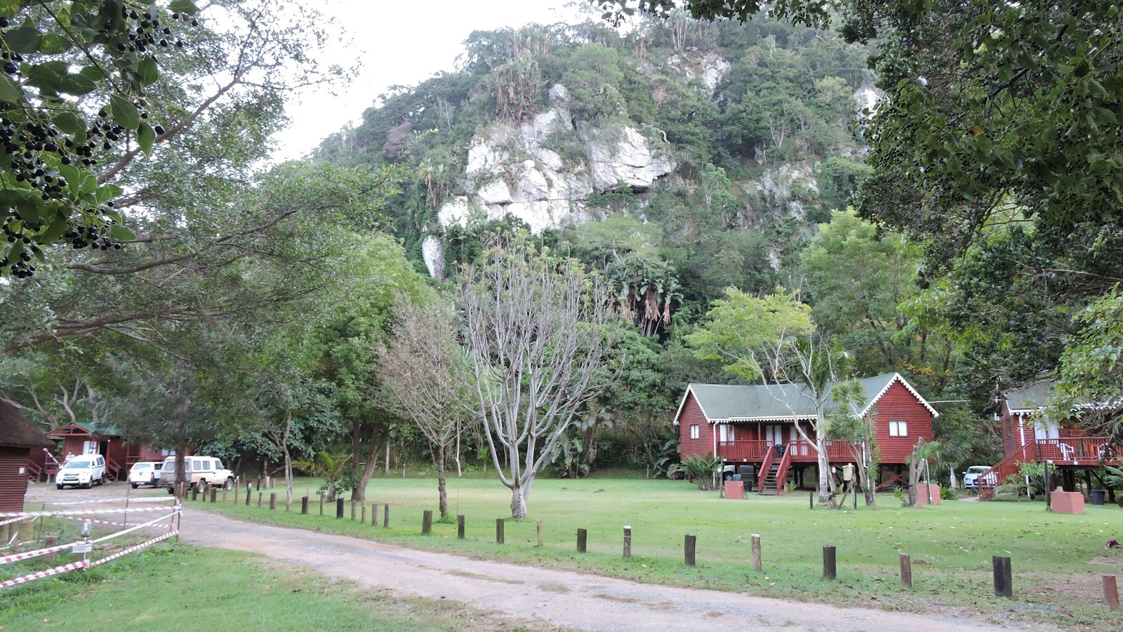 Southern African Parks Tours From Morgans Bay To Cremorne Estate Near Port St Johns