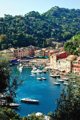 Ciudad de Portofino en Italia - Italy cities