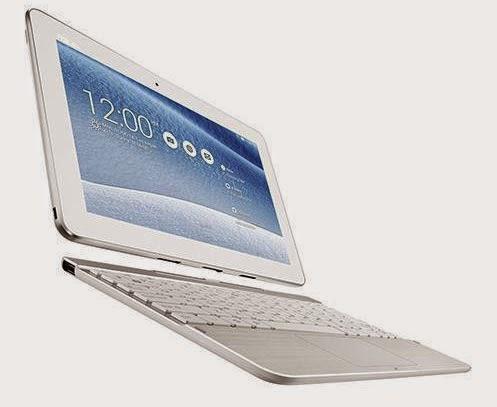 Una tablet y un portátil en uno con este modelo de Asus