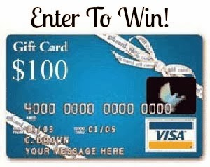 $100 Visa Gift Card Closing 3/19