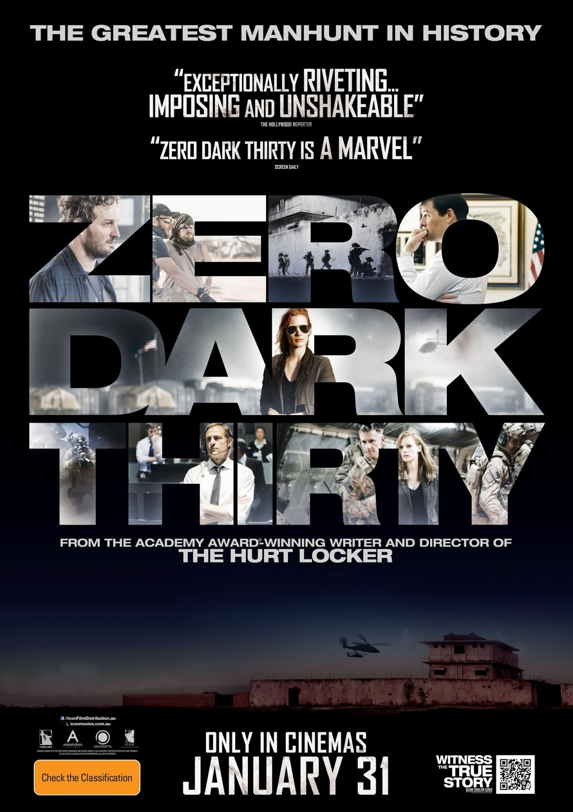 Zero Dark Thirty Full Movie Free Download Your Online Trusted Partner