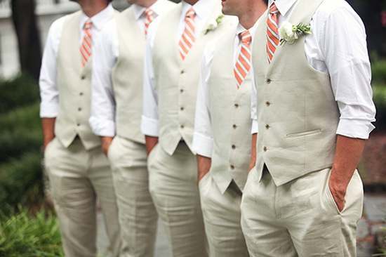 Grooms beach wedding attire - Mexico Destination Wedding | The ...