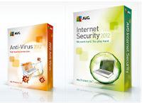 Antivirus AVG 2012