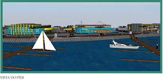 Project Polo Marine - Marina - Projeto Pólo Marítimo - Investors Hoteliers
