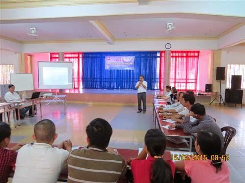 """Caritas Huế: Tập huấn """"'Giá trị sống và Kỹ năng sống'"""""""