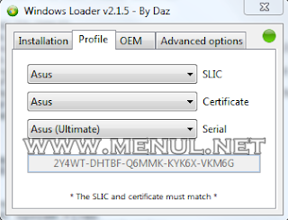 Windows Loader 2.1.5 by Daz + WAT Fix
