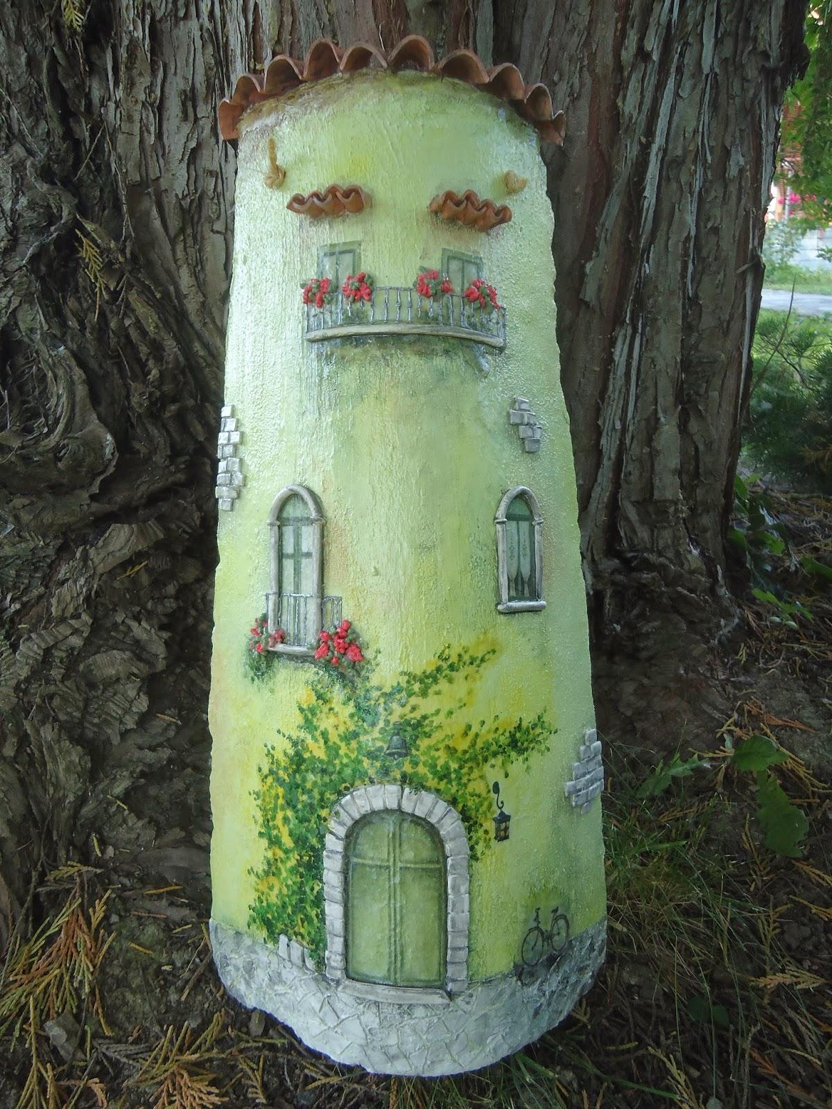 La bottega delle fate creative nuova produzione di coppi - Coppi decorati in rilievo ...