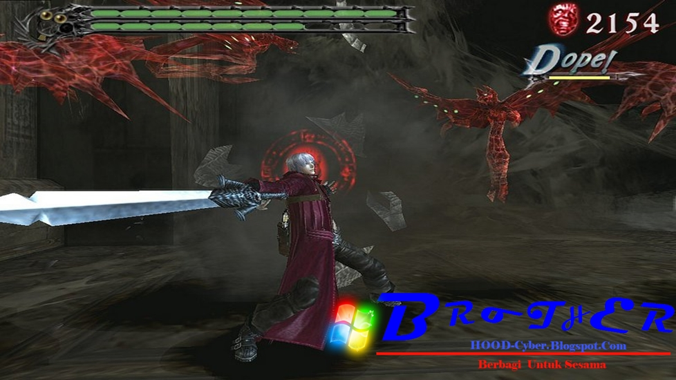 Devil May Cry 3 Special Edition Full Rip | Brotherhood-Cyber