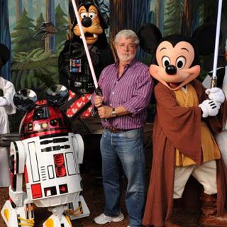 Disney compra Lucasfilm y prepara el Episodio VII de Star Wars