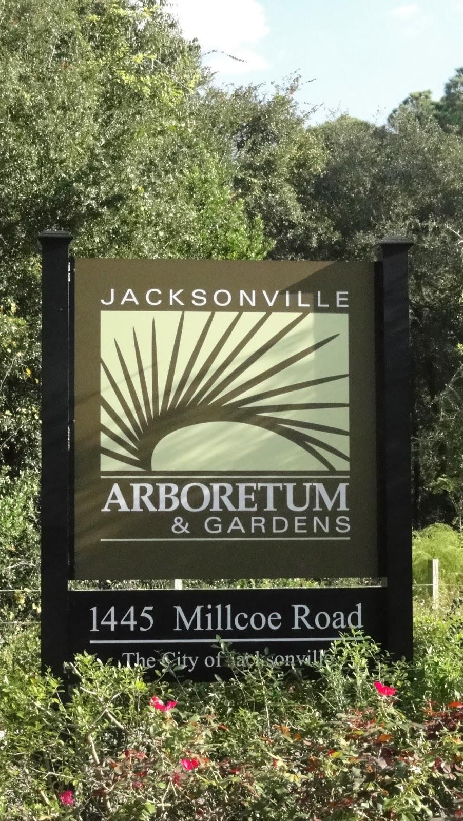 Gogardennow The Jacksonville Arboretum And Gardens Florida