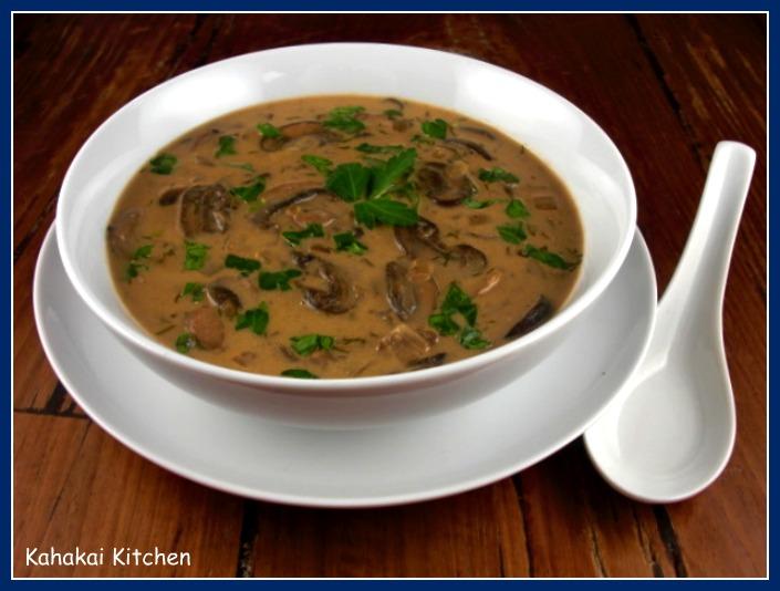 Kahakai Kitchen: Hungarian Mushroom Soup: Silky, Rich ...