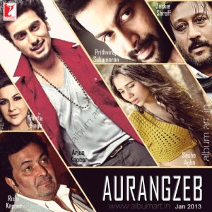 Bollywood 'Aurangzeb' movie first look poster