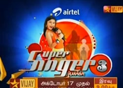 Super Singer Junior - Season 3 - 27-01-12