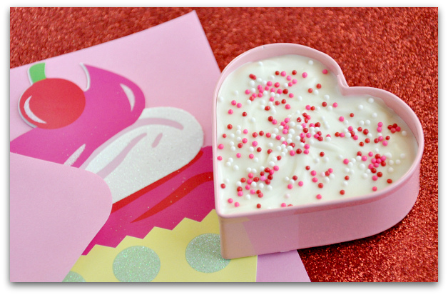 easy homemade heart shaped candy