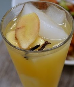limonada oriental, receta de limonada, receta de limonada oriental, cómo se prepara la limonada oriental, como preparar limonada oriental, fotografía de limonada oriental, imagen de limonada oriental