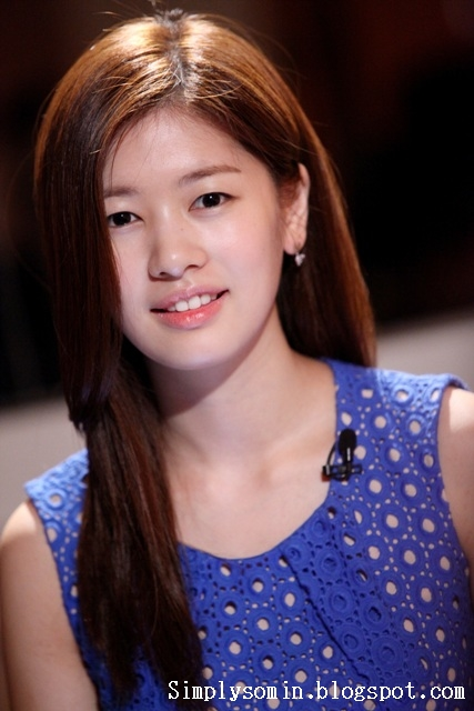 Jung So Min talks about the  quot RAIN KISS quot  with Kim Hyun Joong at CJ ONEKim Hyun Joong And Jung So Min Kissing Scene