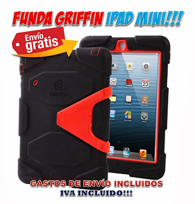 funda Griffin iPad