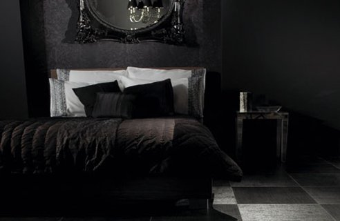 braxton and yancey paint it black. Black Bedroom Furniture Sets. Home Design Ideas