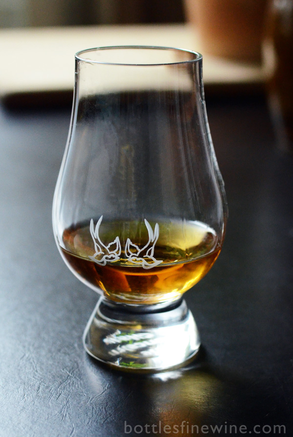 whisky glencairn tasting glass engraved