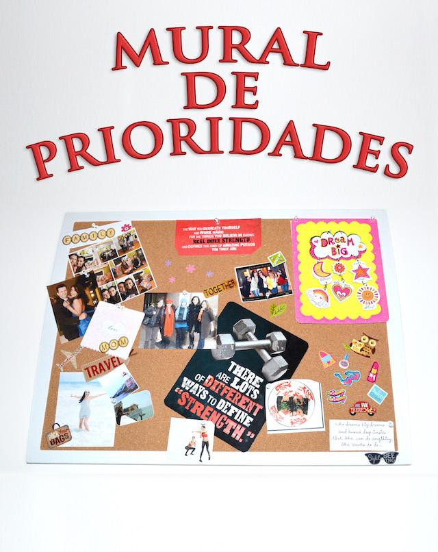 Mural de Prioridades -MariEstilo- #V8LlenodeSabor