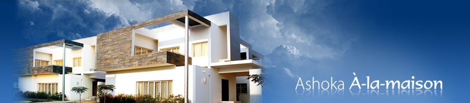 Property for sale in dubai hyderabad bangalore delhi noida for Ashoka a la maison