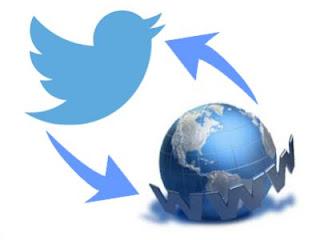 cara menampilkan tweet ke website