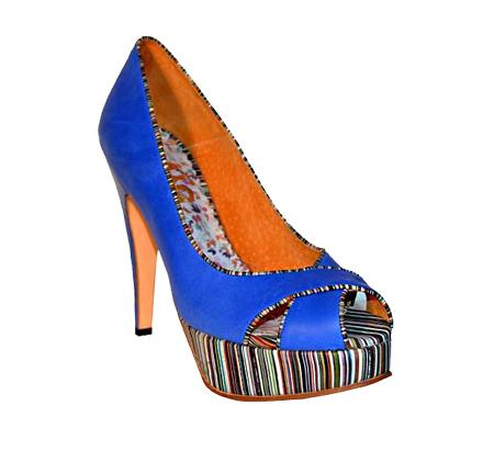 VYC Barceló primavera verano 2013. Zapatos moda 2013.