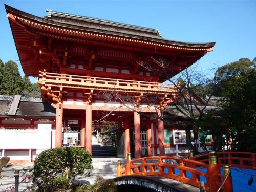 賀茂別雷神社楼門