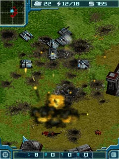 game nokia 5233 Art of War 2 Global Confederation