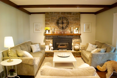 Family Room Pictures