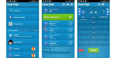 Game Duel Otak Premium v2.2.2 APK Terupdate gratis