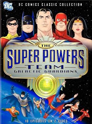 Super Poderosos Los Guardianes Galacticos