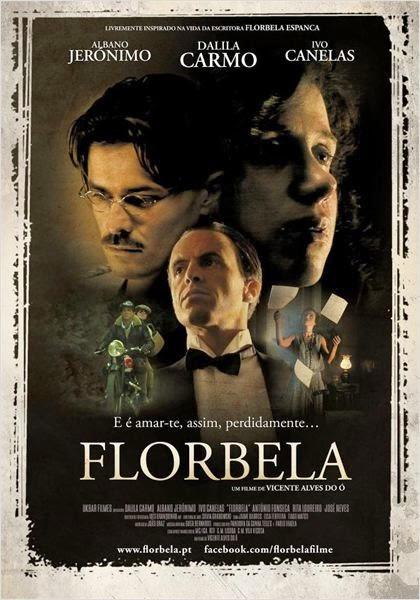 """Poster do filme """"Florbela"""""""