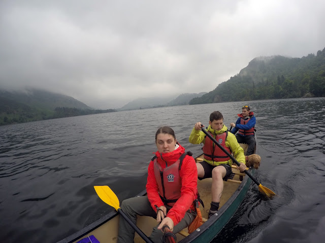 Canoe, ullswater, lake district, Best GoPro Accessories for travel & Adventure, which GoPro accesories, go pro, case, mount, GoPro hero 4 silver, 4k, strap, leash, clips, replacement, backdoor, protective cover, bag, wrist, head, chest, floatation, floaty back door, floating handle, sticky mounts, helmet mount, selfie stick, tripod, batteries, memory cards, water droplets on gopro screen, lens,