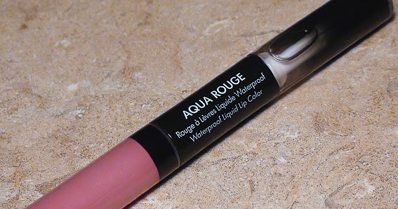 crystal candy makeup blog review swatches rouge l vres liquide waterproof aqua rouge 15. Black Bedroom Furniture Sets. Home Design Ideas