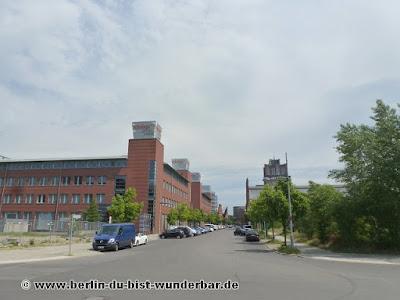 Borsigwerke, Berlin, Tegel, Dampfmaschinen, Fabrik, Industrie, kaufjaus, ehemalige, renovation